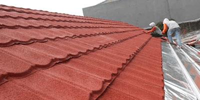 atap spandek, genteng baja ringan, genteng metal, jasa pemasangan baja ringan, kanopi baja ringan,genteng metal minimalis,jenis atap spandek