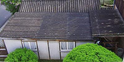 Sudut Kemiringan Atap Asbes