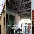 Jasa Pemasangan Atap Baja Ringan Tangerang